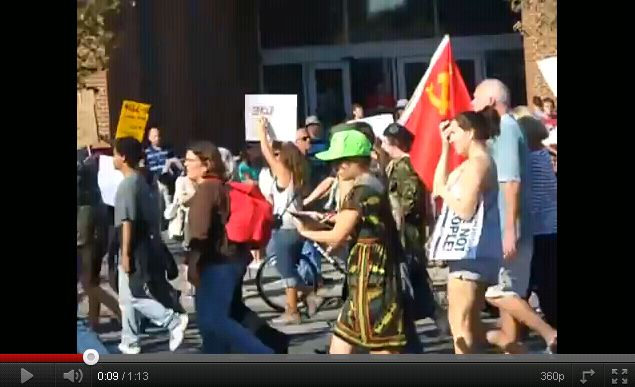 occupy philly socialists