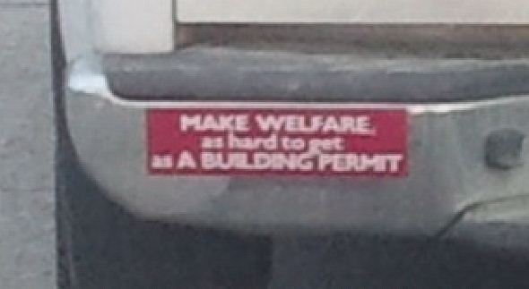 http://legalinsurrection.com/wp-content/uploads/2012/01/Bumper-Sticker-Seattle-WA-Make-Welfare-As-Hart-To-Get1.jpg