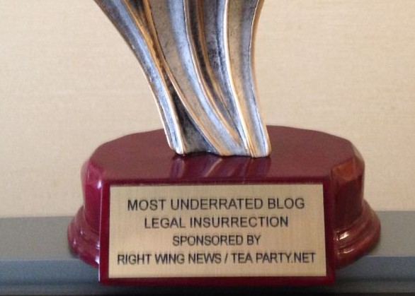 CPAC Most Underrated Blog Award