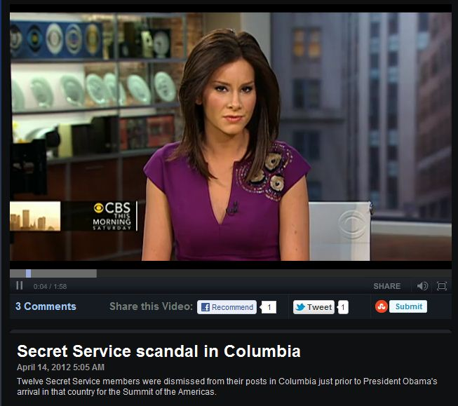 secret service scandal The secret service is set to go back to the country where a prostitution scandal rocked the agency two years ago, leading to the dismissal of numerous agents and the implementation of new rules meant to keep them away from prostitutes and strippers the white house announced on.