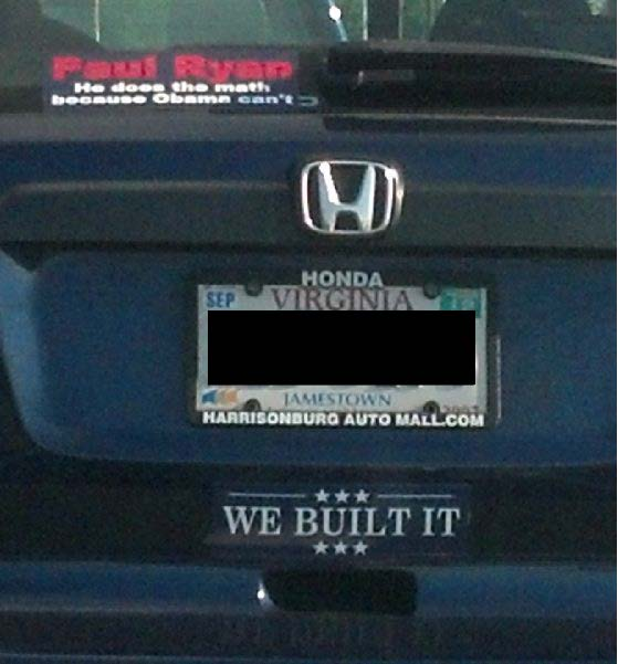 4 4 comments · bumper stickers