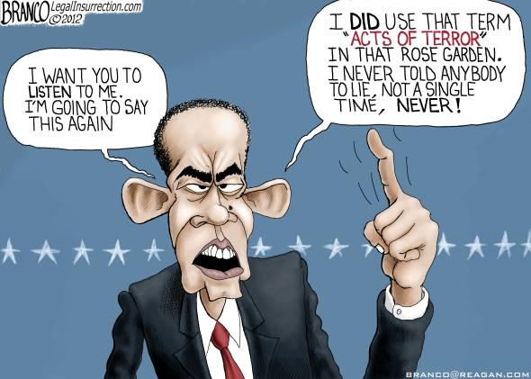 Obama Finger 590 LI