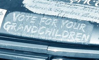 Bumper Stickers - GA - Covered Car7