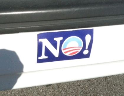 Bumper Sticker - Brentwood TN - NO