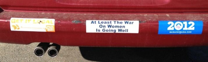 Bumper Stickers - Boise ID - all in