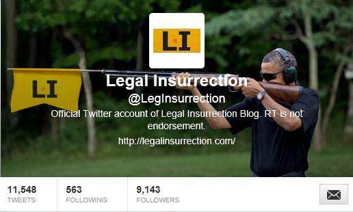 Twitter Header - Obama Flag