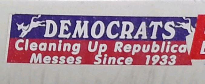 Bumper Stickers - Maryland - Republicans