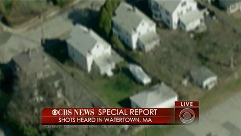 Boston Bombing Suspect Boat