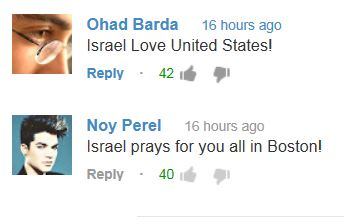 Boston Marathon Explosion Video Comments1