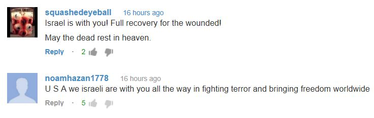 Boston Marathon Explosion Video Comments4