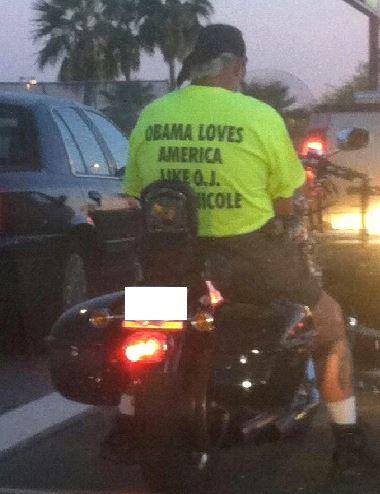 Bumper Sticker - Tempe AZ - Obama OJ
