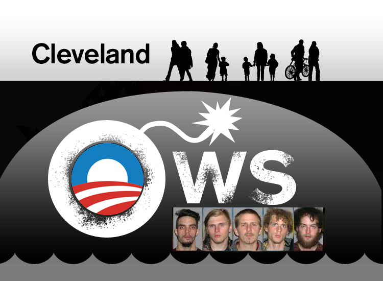 OWS BOMB Cleveland