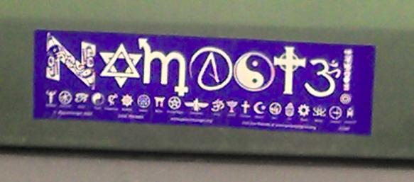 Bumper Sticker - Ithaca - No.