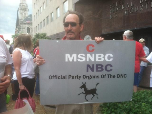 Nashville IRS Protest 2