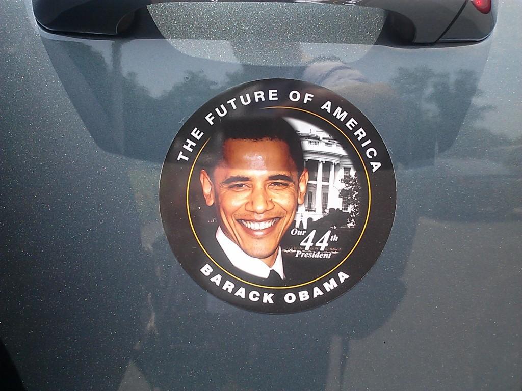 Bumper Sticker - Charlottesville VA - Hummer2