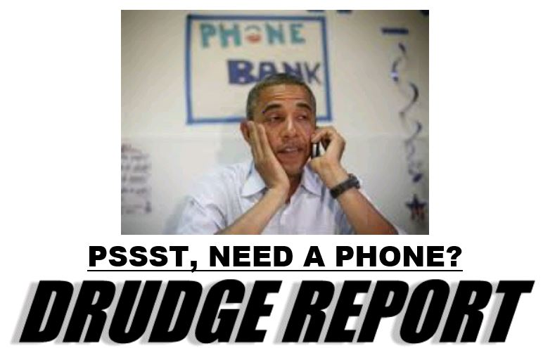 Drudge - Got a Phone