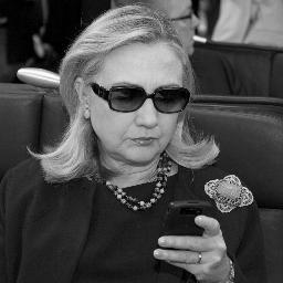 Hillary Clinton Twitter Profile Pic