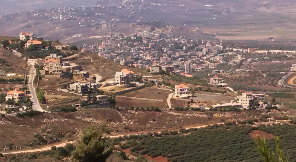 Aadaisse, Lebanon - close up