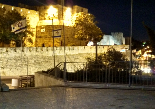 Jerusalem Old City Wall