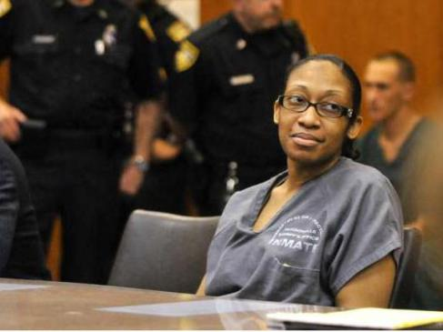 Marissa Alexander, awaiting conviction