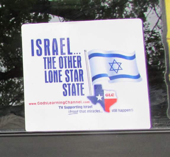 Bumper Sticker - Texas - The Other Lone Star State