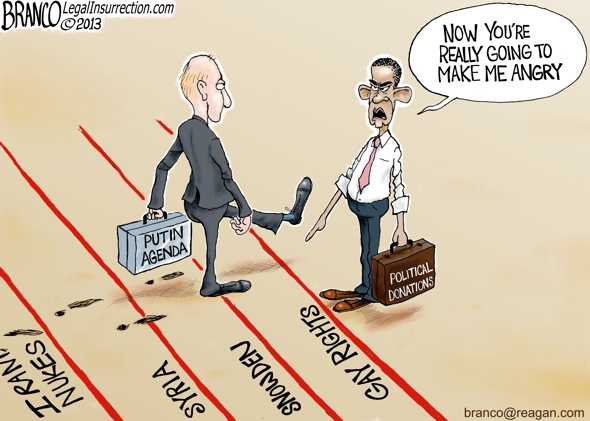 Branco Conservative Cartoons Red Lines