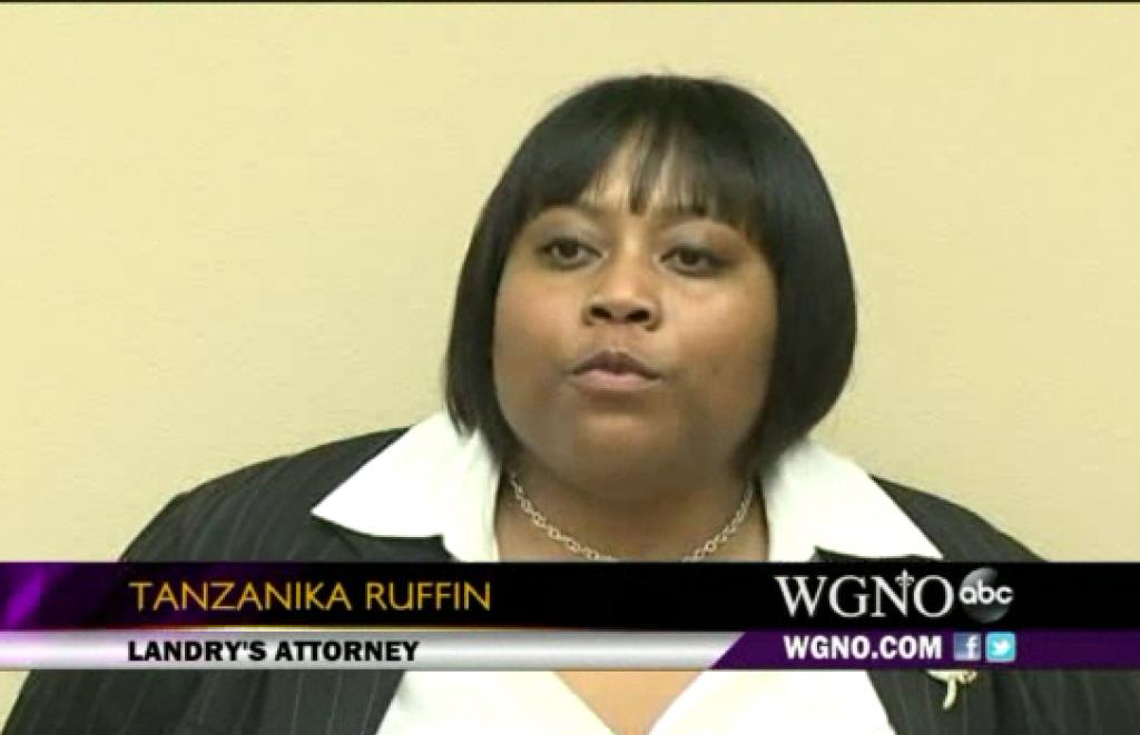 Landry attorney Tanzanika Ruffin