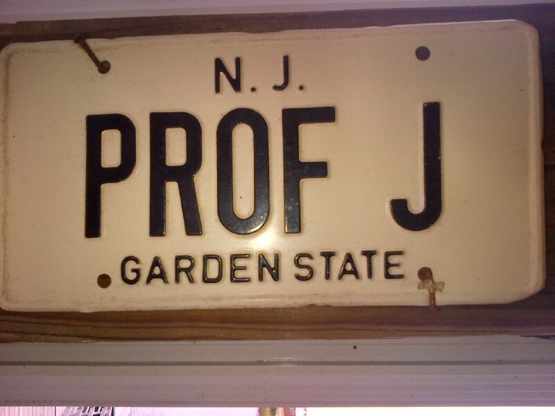 Bumper Sticker -  Holden Beach NC - Prof J