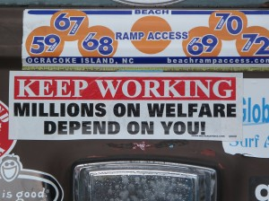 Bumper Stickers - Outer Banks NC - 3