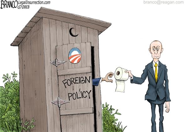 Obama Stranded