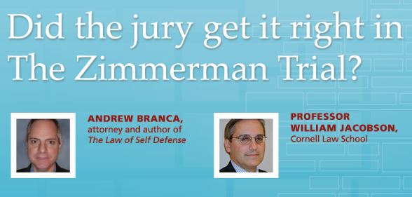 Did The Zimmerman Jury Get It Right
