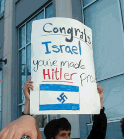 Israeli Made Hitler Proud