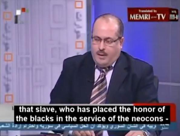 Syrian TV anti Obama 3