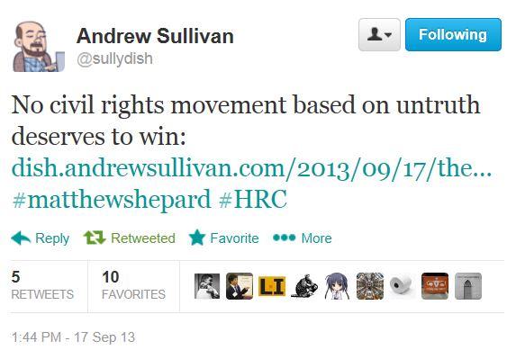 Twitter - Andrew Sullivan - Book of Matt