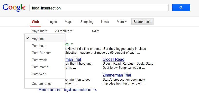 google-search-dropdowns