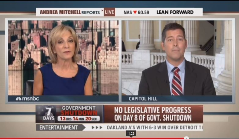 Andrea Mitchell Sean Duffy
