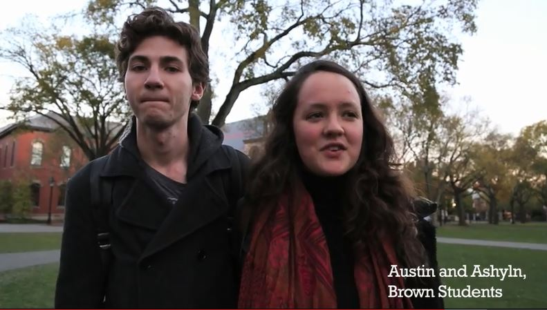 Brown U Kelly Protest - student called White Supremacist for wanting to hear