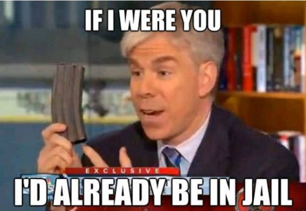 David Gregory If I Were You Meme