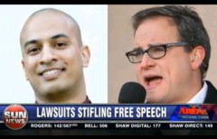 Ezra Levant Stifle Free Speech