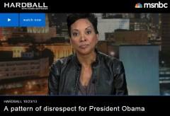 Hardball -  A Pattern Of Disrespect