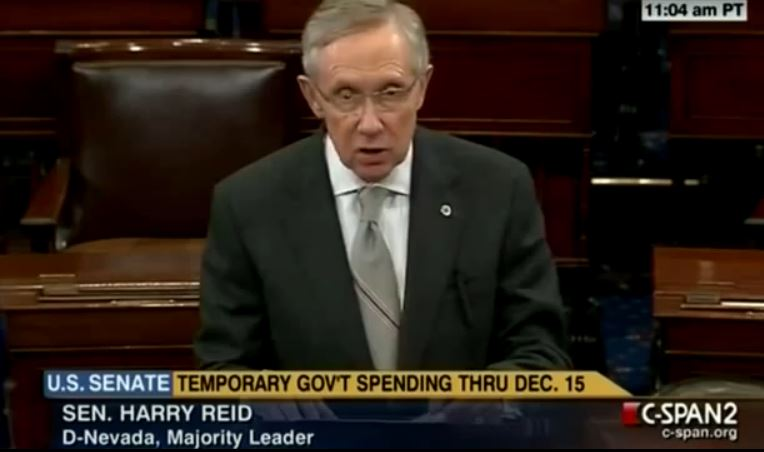 Harry Reid Tea Party Anarchists Fanatics