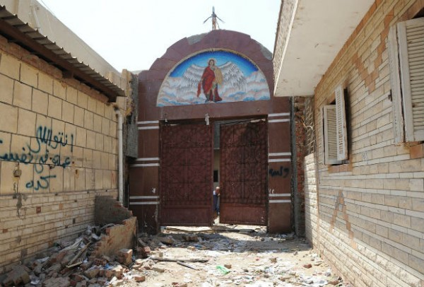 Legal Insurrection #07 coptic church