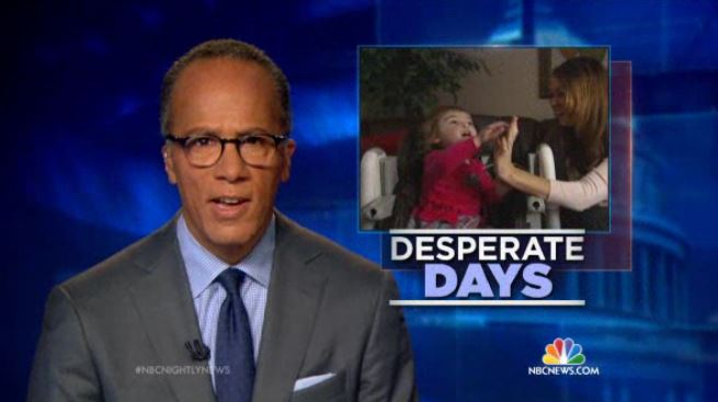 NBC New Shutdown Blocks Girl From Clinical Trial Screenshot