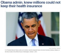 NBC Obama knew millions could not keep health plans