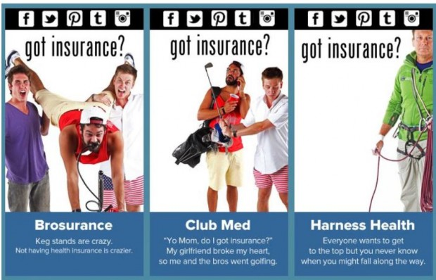 Thanks Obamacare Ads Partial