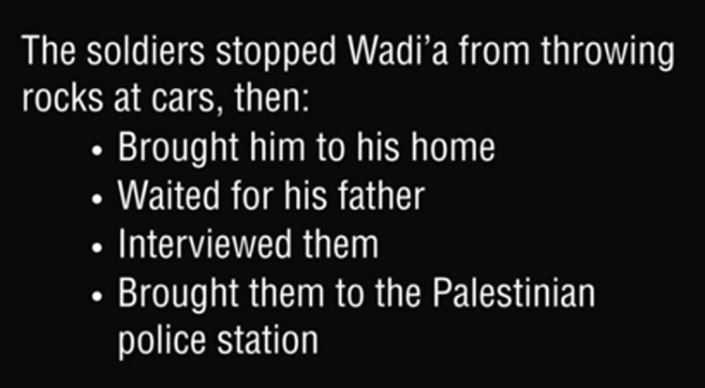 Wadi'a Maswadah Hoax screen shot