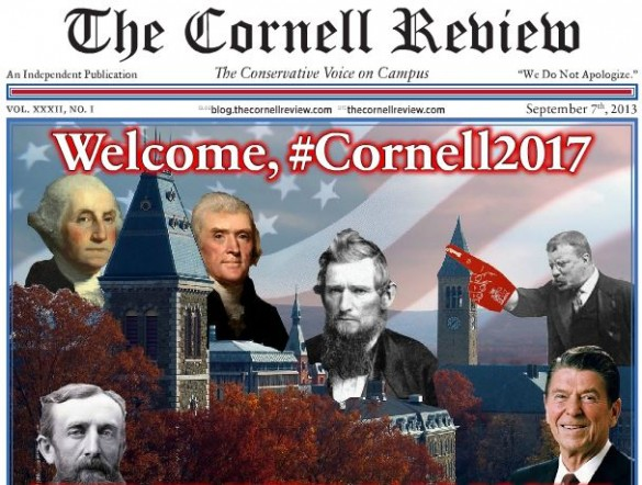 Cornell Analysis Freshman Issue 2013