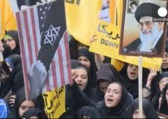 Death to America Tehran 11-4-2013