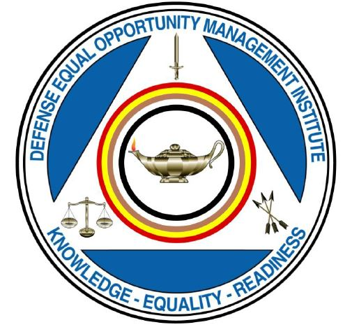 Defense Equal Opportunity Management Seal