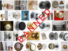 Doorknobs Google Image Search - Banned